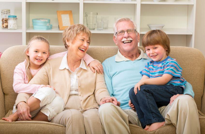 Großelternnachmittag